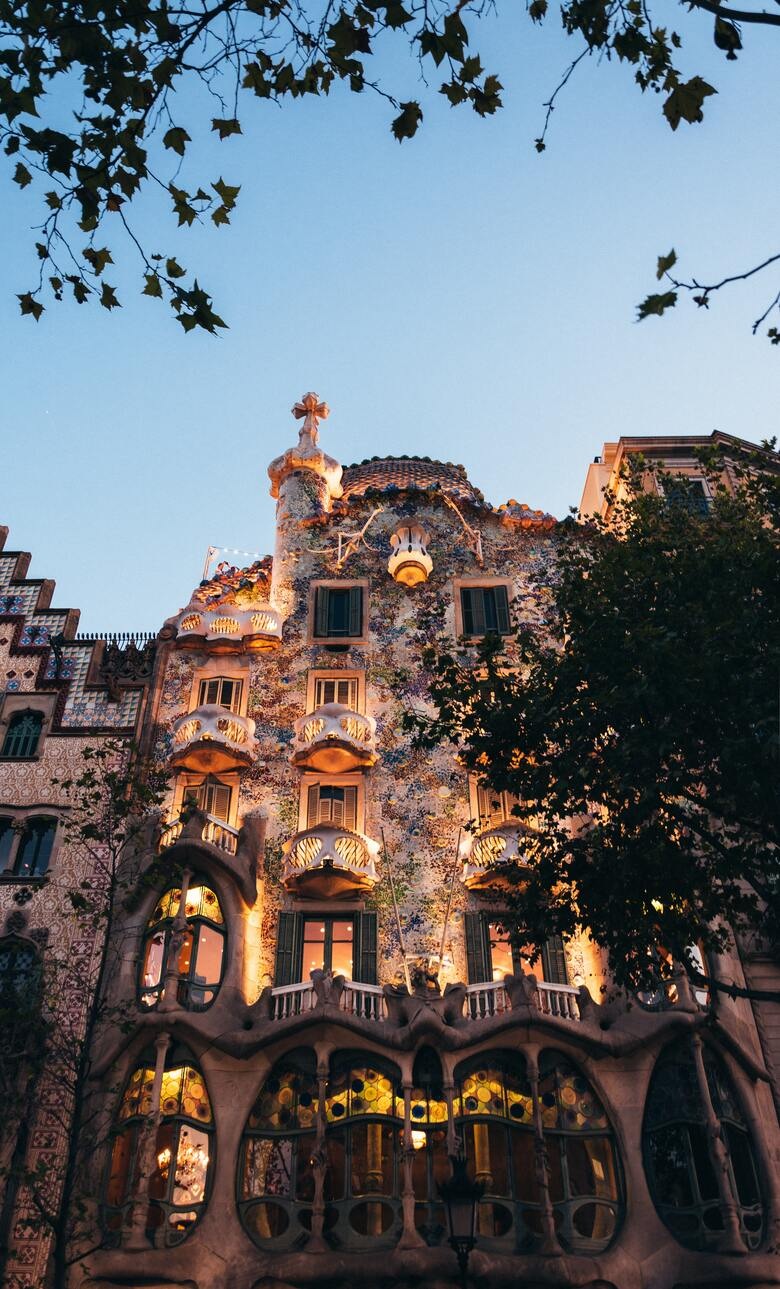 Some of the Best Cities in Europe to Admire Art Nouveau