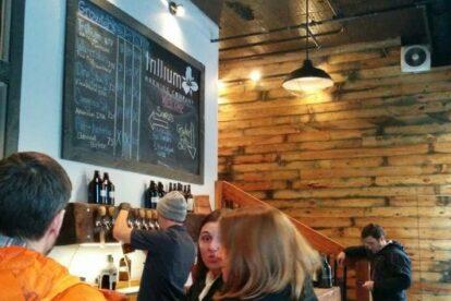 Trillium Brewing , Boston (by Cris Conception)