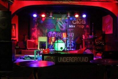 underground club inside