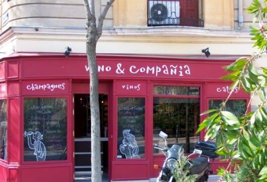Vino & Compañia (by Aldara Collet)