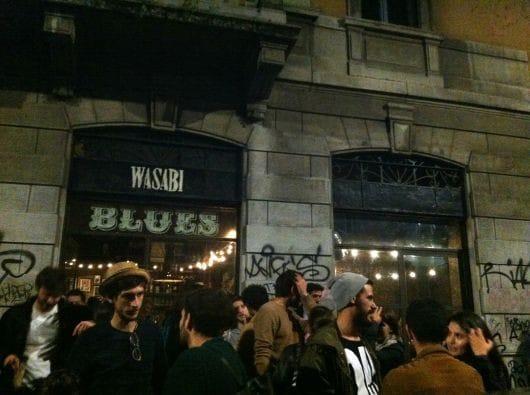 Wasabi Bar Milan (by Katharina Ziche)
