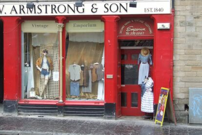 10 of the Best Local Vintage Shops in Europe