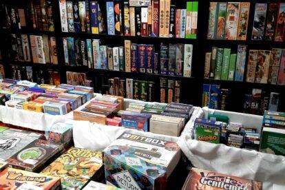 board games shop