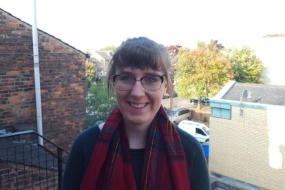 Spotter in the spotlight: Sarah Buckley from Manchester