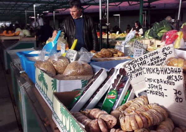 Zeleni Venac Market (by Mobelgrad Flickr.com)