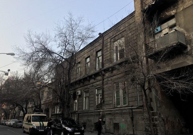 19th Century Rowhouses Yerevan
