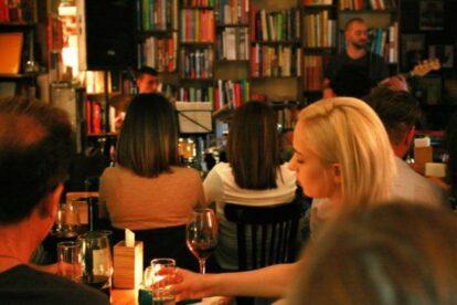 Bureaucrat – Bookstore cafe