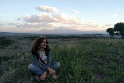 Ararat Viewpoint Yerevan