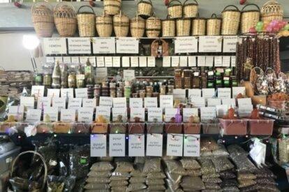 'Gum' Market Yerevan
