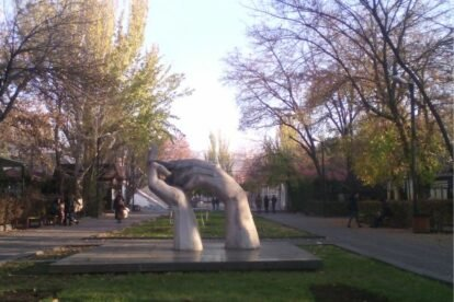 Hands of Friendship Yerevan