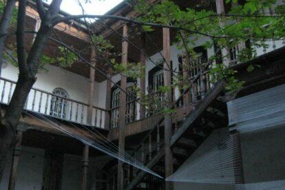 Mirzoyan Library Yerevan
