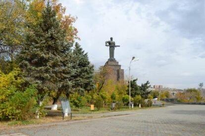 Victory Park Yerevan