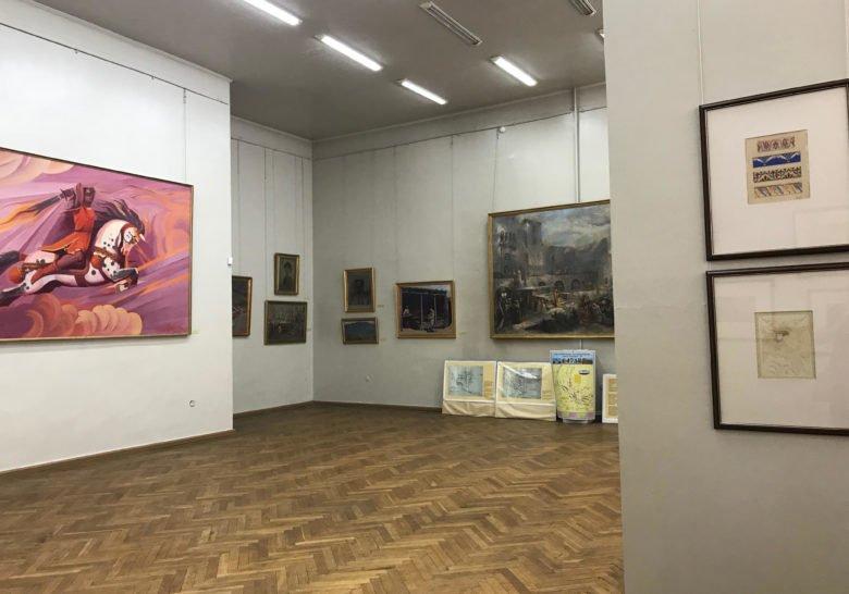Ara Sargsyan & Hakob Kojoyan Museum Yerevan