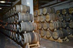 Ararat Brandy Factory Yerevan