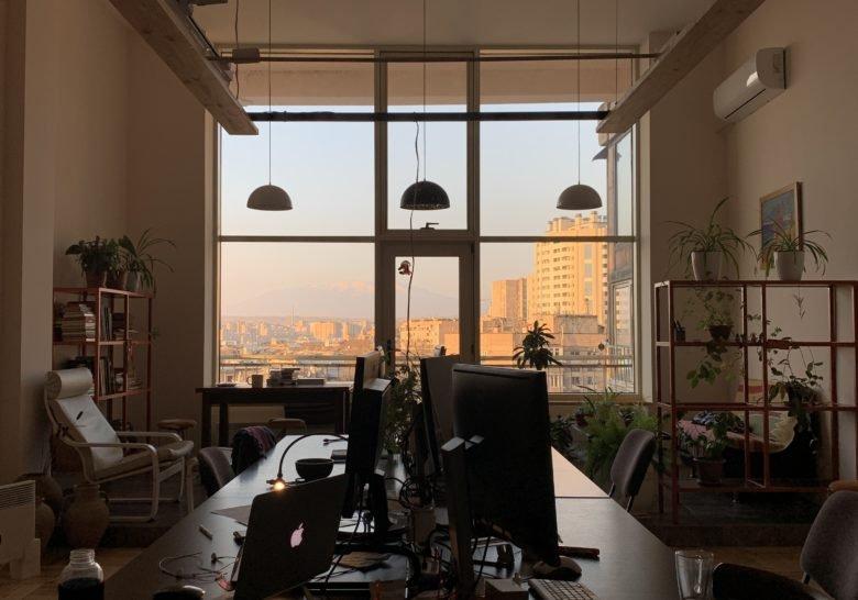 Artists' Building Yerevan