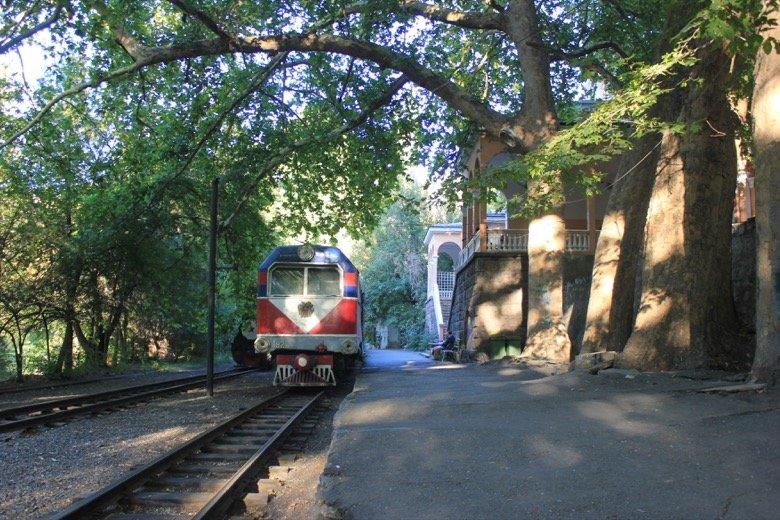Children's Railway Yerevan