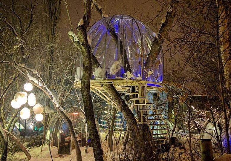 El Garden Restaurant Yerevan
