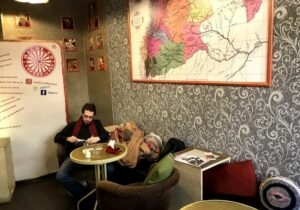 Haldi Co. Tea and Coffee Yerevan