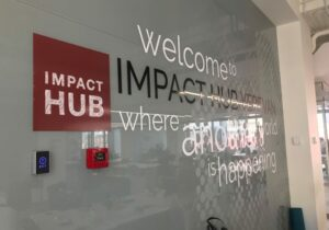 Impact Hub Yerevan – A community of shapers