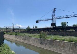 Industrial Ruins Yerevan