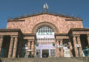Komitas Market Yerevan