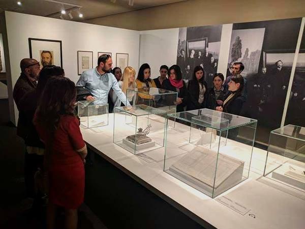 Komitas Museum Yerevan