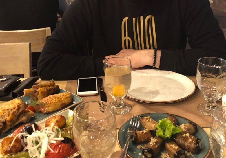Lavash Restaurant Yerevan