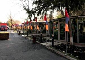 Meghedi Cafe Yerevan