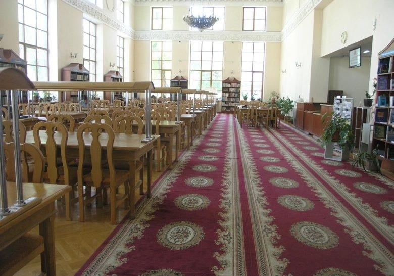 National Library of Yerevan Yerevan