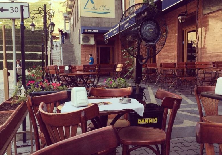Retro Cafe Yerevan