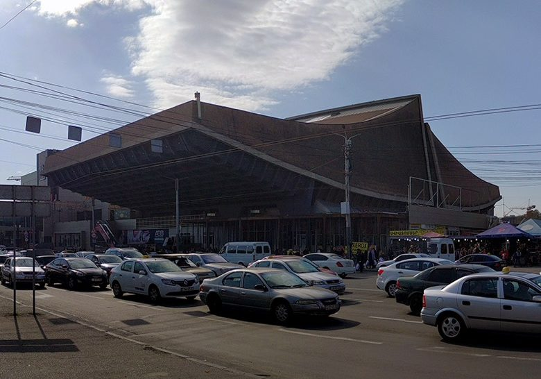 Rossia Market Yerevan