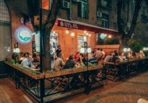 The Green Bean Cafe Yerevan