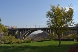 TUMO Park – When in need of fresh air in Yerevan