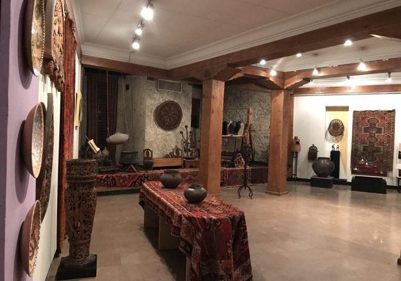 Yerevan Museum of Folk Art Yerevan