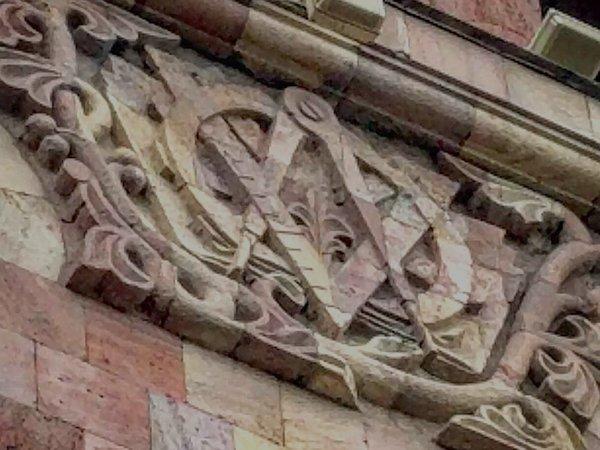 Yerevan's Masonic Symbol Yerevan