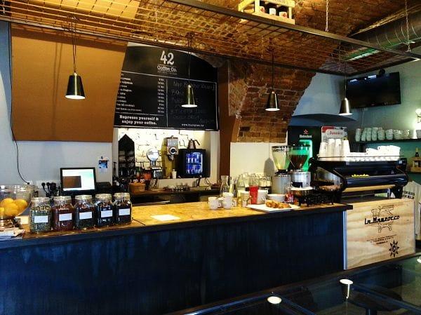 42 Coffee Co. Zagreb