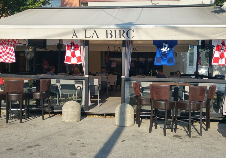 "À la Birc – ""Just"" a local bar"