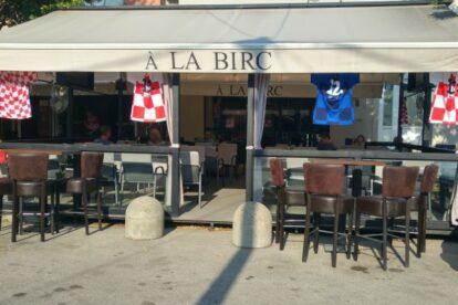 """À la Birc – """"Just"""" a local bar"""