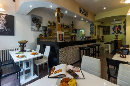 African Cuisine and Bar Zagreb