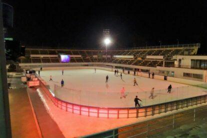 Šalata Ice Skating Rink Zagreb