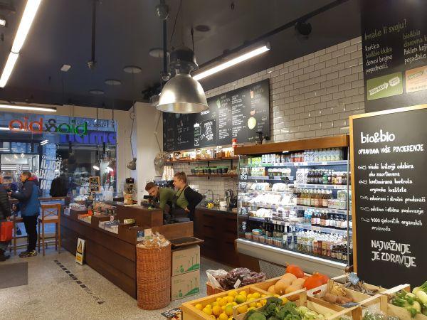 bio&bio cafe Zagreb