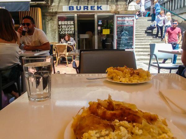 Burek Zagreb
