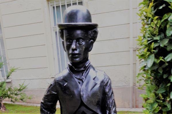 Charlie Chaplin Zagreb