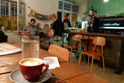 Cogito Coffee Shop Zagreb