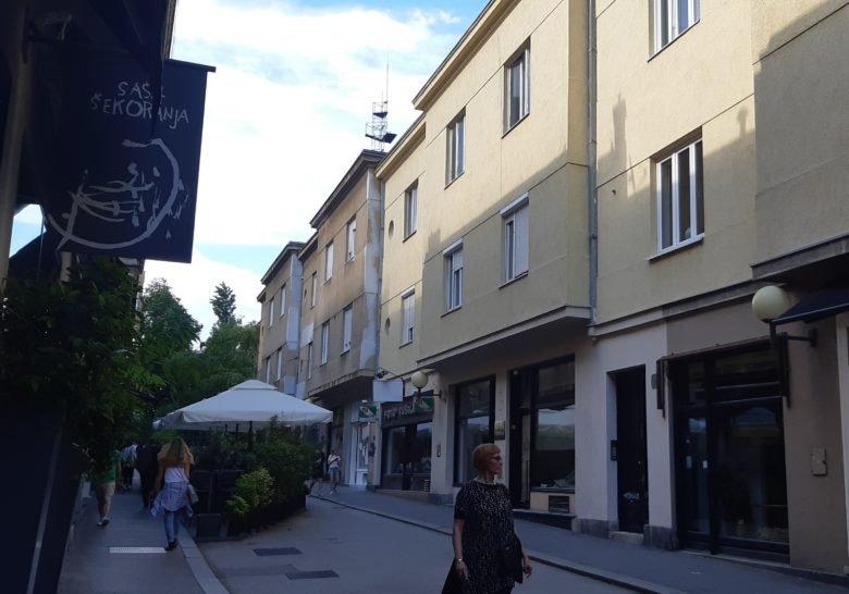 Dežmanova Ulica Zagreb