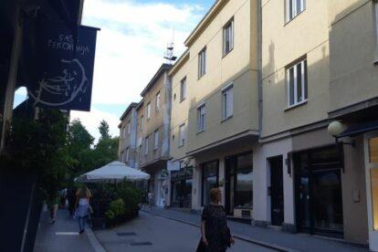 Dežmanova Ulica – Eclectic and chic