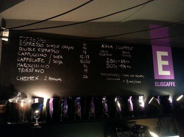 Elis Caffe Bar Zagreb