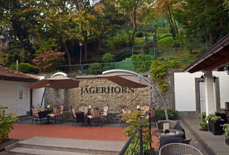 Hotel Jägerhorn's Cafe Zagreb