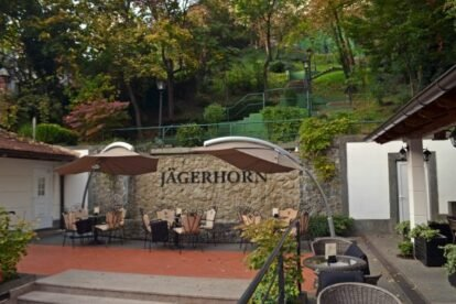 Hotel Jägerhorn's Cafe – A touch of elegance
