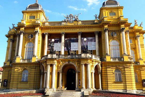 Hrvatsko Narodno Kazalište | HNK Zagreb